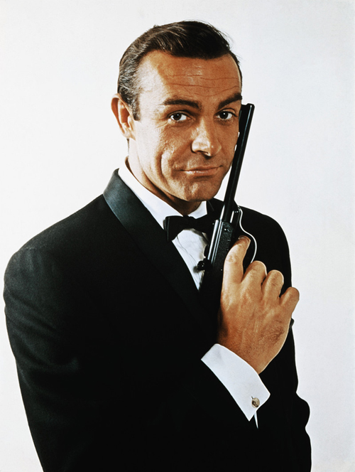 James bond sean connery 2
