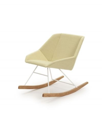 Rosebud rocking chair